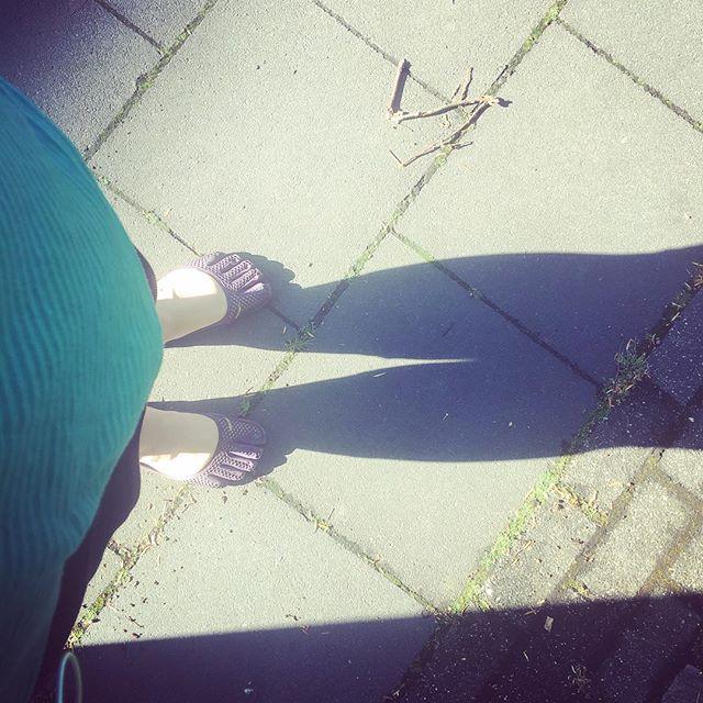 hello sunshine #bonn #vibramfivefingers #summer #sommer #sunshine #sonnenschein #spaziergang #sandalen #barfussschuhe  #zehenschuhe